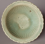 Plate from the Nanyang, diameter 27cm