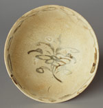 Vietnamese bowl from the Turiang, diameter 14.5cm